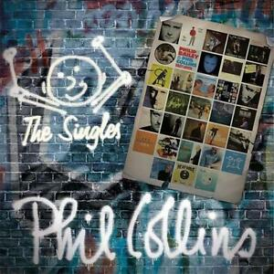Phil-Collins-The-Singles-2-CD-NEW