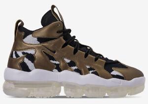NEW-Nike-Vapormax-Gliese-Metallic-Field-Black-White-A02445-900-AIR-MAX-8-5