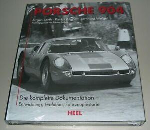 Bildband-Porsche-904-Juergen-Barth-Patrick-Albinet-Bernhard-Weigel-Heel-Buch-NEU