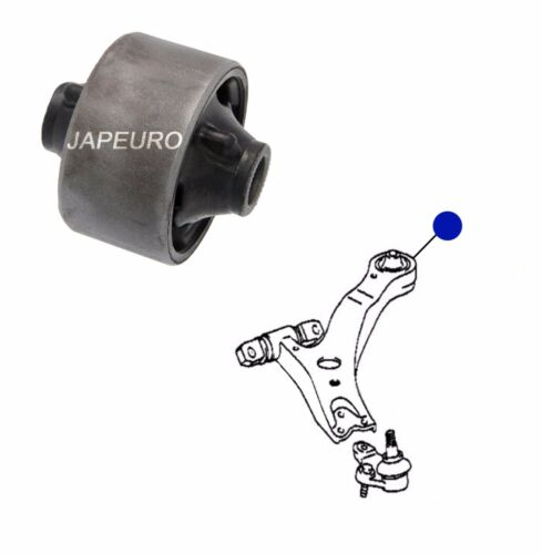FOR LEXUS RX300 RX330 RX350 03-08 FRONT LOWER BOTTOM WISHBONE CONTROL ARM BUSH