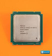 INTEL XEON E5-2697 V2 2.70GHZ 12-CORE 30MB CPU PROCESSOR - SR19H (£700 ex-vat)