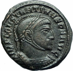CONSTANTINE-I-the-GREAT-318AD-Authentic-Ancient-Roman-Coin-VICTORY-ANGELS-i79268