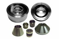 Brake Lathe 1 Adapter Set Hubless Rotors / Drums For Ammco & Any 1 Arbor