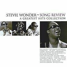 Song-Review-a-Greatest-Hits-Collection-von-Wonder-Stevie-CD-Zustand-gut