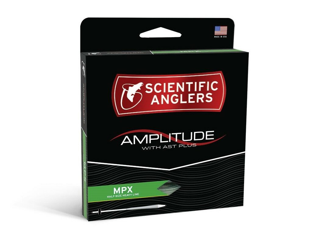 Scientific Anglers Amplitude MPX Taper Fly Line - WF3F - New