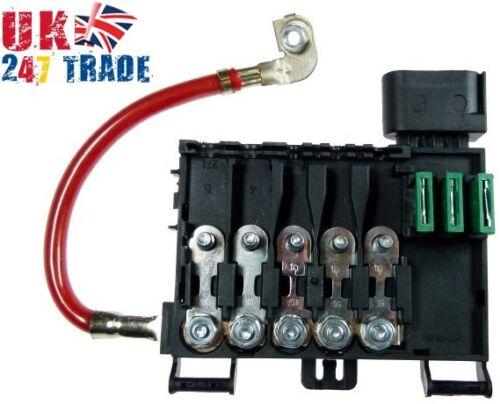 Audi skoda vw seat batterie boîte à fusibles support 70 ah 1J0937617A