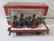 LGB 42100 CHRISTMAS GNOMY GONDOLA TRANSPORT CAR DATED 1997