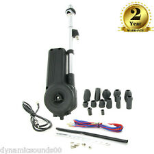 Universal Wing Mount Car Electric Aerial Fitting Kit Fully Automatic FM Antenna