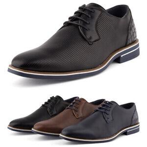 huge discount 2fa88 a602b Details zu Neu Herren Halbschuhe Casual Schnürschuhe Derby Business  Klassisch 1933 Schuhe