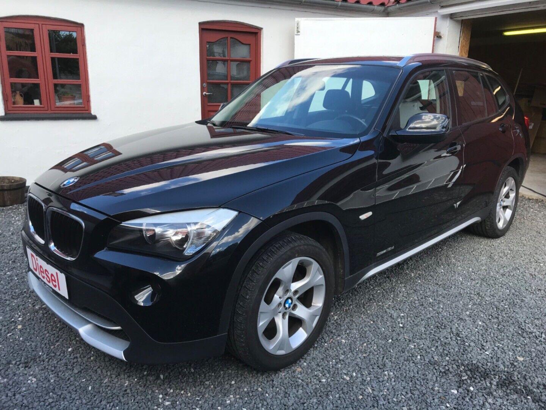 BMW X1 2,0 sDrive18d 5d