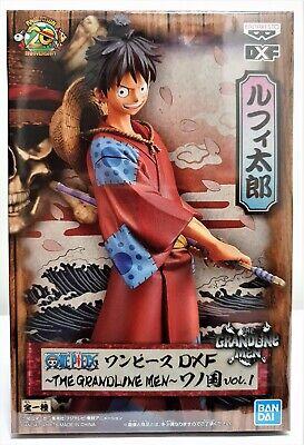 One Piece MONKEY D LUFFY Figure DXF Grandline Men Vol 1 Film Z BANPRESTO JAPAN