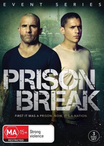 1 of 1 - Prison Break - 2017 EVENT SERIES : Season 1 : NEW DVD