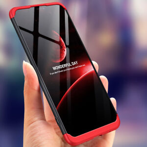 new concept 6118f 9b130 Details about For VIVO V9 V7 Plus Luxury Shockproof Full Cover 3 in 1  Hybrid Hard Back Case