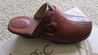 Born B.o.c Jayden Clog Shoes Womens 8 Slip Ons Medium Heel