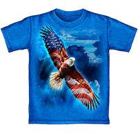 Kids American Eagle Short Sleeve Tee Shirt Brand