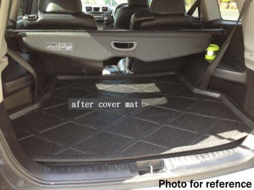 Car Carpet Cargo Mat Trunk Liner Tray Floor Mat For Ford Focus Sedan 2008-2011