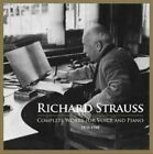 Richard Strauss: Complete Works for Voice and Piano (CD, Jun-2014, 9 Discs, TwoPianists (Label))