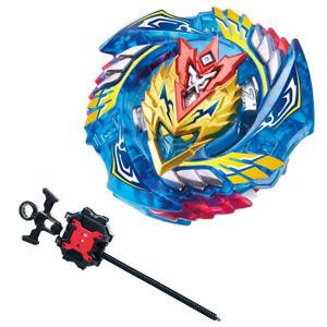 Beyblade-B-127-Cho-Z-Valkyrie-Valtryek-Burst-STARTER-w-Launcher-Kids-Gift