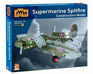 Imperial-War-Museums-Metal-Construction-Model-Kit-Supermarine-Spitfire-Age-14