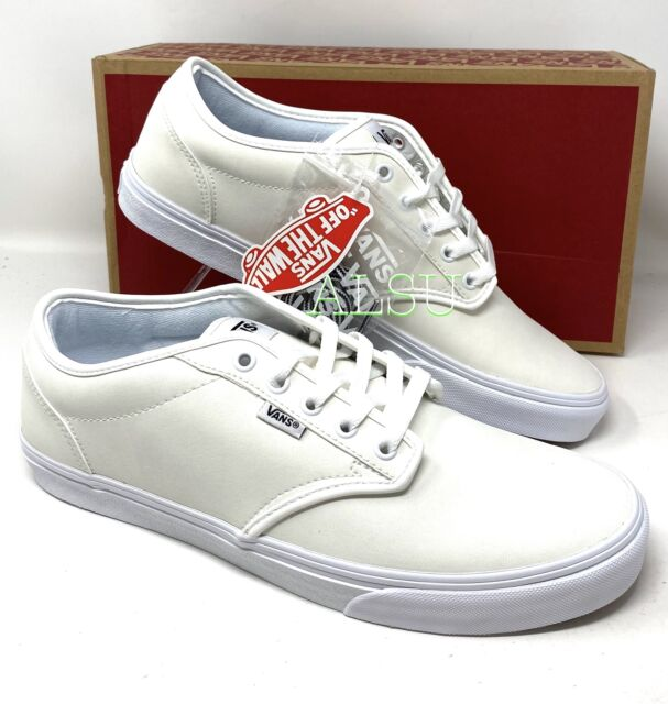 Atwood Synthetic Leather Trainers
