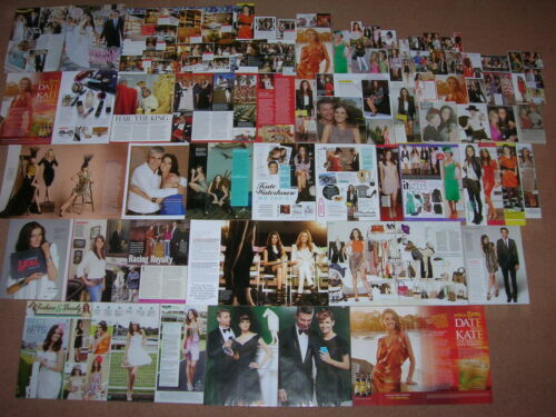 80+ KATE WATERHOUSE Magazine Clippings