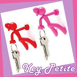 Image Is Loading Key Pete Magnetic Key Holder Strong Magnet Hook