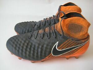 Nike Magista Obra II FG Blackwhitegrey Mens Soccer Nike