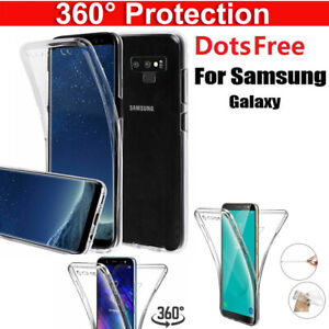 Case-for-Samsung-Galaxy-S7-S9-S9-S10-S10Plus-360-Shockproof-Protective-TPU-Cover