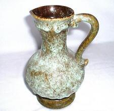 Kermik Vase / Keramikkrug - Stein Keramik mit Lava Dekor