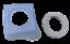 ukscooters-LAMBRETTA-PETROL-TANK-DRIP-TRAY-amp-FELT-WASHER-TRANSPARENT-GP-LI-S2-S3 miniatura 2