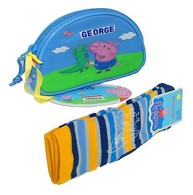 George Peppa Pig Children/'s Wallet,Official Licensed  Brand New With Tags