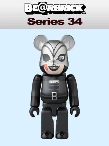 Medicom 100% Be@rbrick Series 34 Horror (Phantom of the Paradise) Bearbrick S34