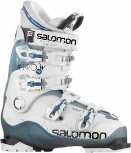 Details zu Salomon X PRO 90 W (354805) Skischuhe für Damen
