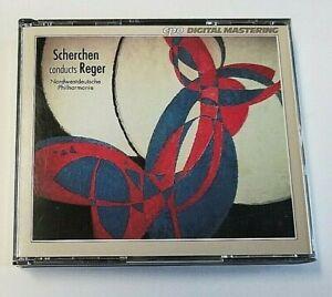 Scherchen-conducts-Reger-Orchestral-Works-CD-Jan-1995-2-Discs-CPO-CLASSICAL