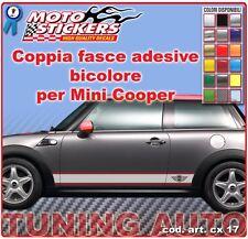 Mini Cooper - Fasce adesive a 2 colori - cod. art. cx17