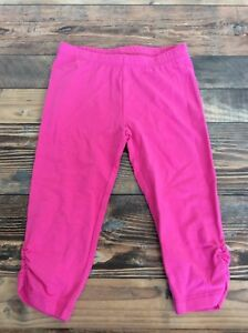 United Gymboree Mix N Match Solid Pink Leggings Capri Girls Nwt Size 2t Bottoms Baby & Toddler Clothing