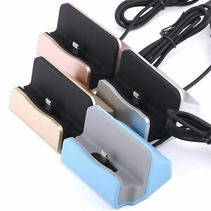 Desktop-Charger-Dock-Sync-Charge-Stand-Cradle-for-iPhone-7-6s-6-5s-Plus-SE-5-5C