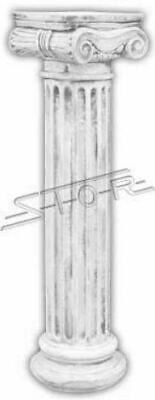 Amabile Pilastro Pilastri Stile Antico Pilastri Giardino Decorazione Romana Decorazione 91cm Bianco 192- Per Soddisfare La Convenienza Delle Persone