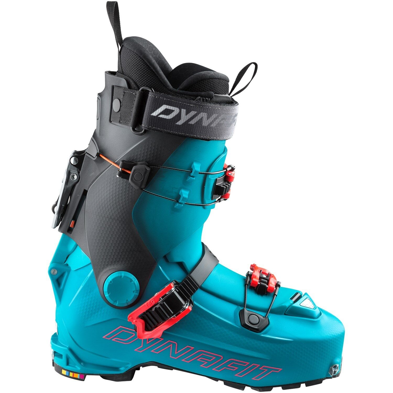 Stiefel Skifahren Bergsteigen Skialp Freeride free Touring Damen DYNAFIT Höji
