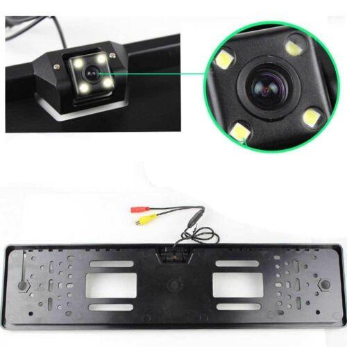 Car Backup LICENCE PLATE FRAME Rear View Parking  Reverse Waterproof Camera NTSC