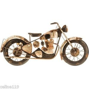 Metal Motorcycle Wall Art.Details About Vintage Indian Motorcycle Rustic Metal Wall Art Classic Black And Silver Harley