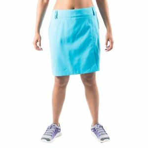 Women s PUMA - Golf Pleated Woven Skirt Diva Blue size 12 (T84)  70 ... 835884d38c