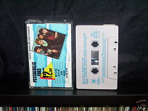 PSYCHEDELIC-FURS-THE-12-034-TAPE-5-12-034-MIXES-RARE-AUSTRALIAN-CASSETTE-TAPE-NM