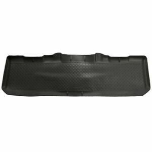 Husky-Liners-63811-Second-Seat-Floor-Liner-Mats-Black-For-99-07-Ford-F-250-F-350