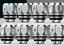 VAPORESSO-NRG-GT-2-4-6-8-CCELL-CCELL2-MESH-Verdampferkopf-Coil-E-Zigaretten Indexbild 1