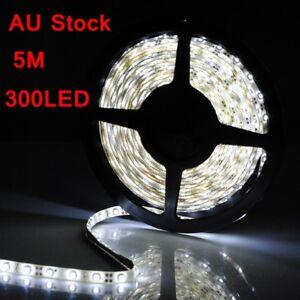 Cool-White-5M-Waterproof-300-LED-3528-SMD-Flexible-LED-Light-Lamp-Strip-DC-2