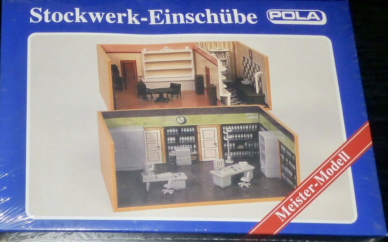 Stockwerk Baie Kit di Costruzione Ricostruita pola 109 H0 1 87 Confezione LL1 Å