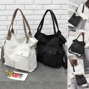 UK-Women-Ladies-Handbag-Tote-Purse-Travel-Large-Shopping-Bag-Shoulder-Bags-A4025