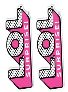 Tortenfiguren Lol Surprise Dolls Logo Birthday Party Icing Cake Topper Kochen Geniessen Mobel Wohnen Tortenfiguren