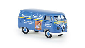 Brekina-32706-VW-Box-T1b-034-Spielwaren-Sindel-034-Car-Model-1-87-H0